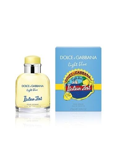 Dolce&Gabbana Light Blue Italian Zest EDT 75 ml Erkek Parfümü Renksiz